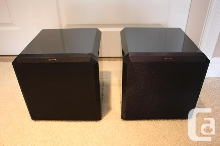 Sunfire HRS-10 subwoofers (two available) - 1000 watts