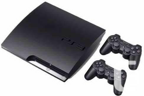 Super Bundle Playstation 3 (320 Gb) + 2 Manettes + GTA