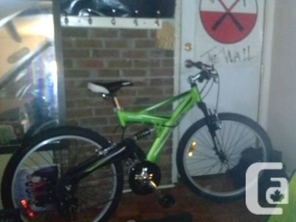 Supercycle Hooligan 26-in Full-Suspension Mountain Bike - $100 in Hamilton,  Ontario for sale
