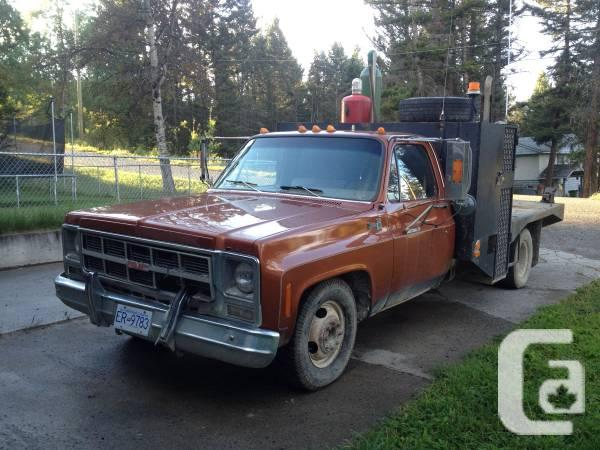 Support Truck - $1500