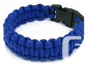 Survival Bracelet Paracord Rope Rescue Emergency 330lb