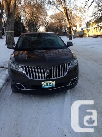 SUV Lincoln MKX 2011 - $35900