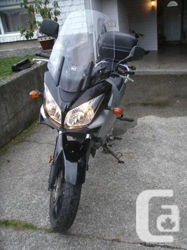 Suzuki Vstrom 650 - 2004 - $3000