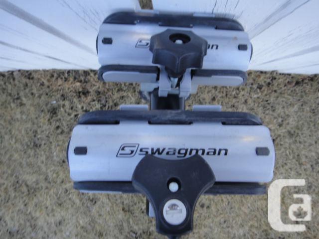 Swagman XP2 Spare Tire Mounted Bike Rack