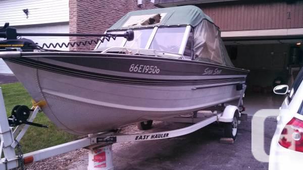 Sylvan Sport Boat