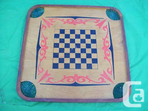 T. EATON CO. Vintage Novelty Combo Game Board 27