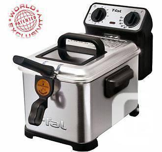 T fal Filtra Deep Fryer - Stainless COMPLETELY NEW -