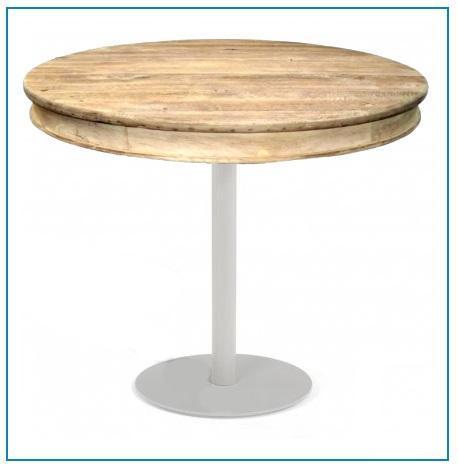 TABLE PEDESTAL METAL BASE