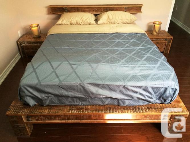 tables de nuit gratuit avec achat du lit style artemano for sale in beauharnois quebec. Black Bedroom Furniture Sets. Home Design Ideas