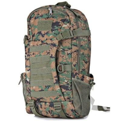 Tactical Military Molle Rucksack Backpack Bag 35L -