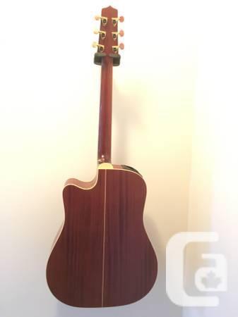 Takamine EAN10/c Acoustic Guitar - $700