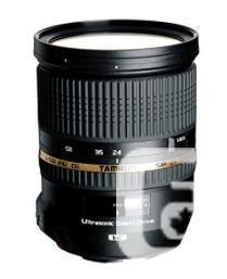 Tamron 24-70mm f/2.8 Di VC USD Lens for Canon (mint