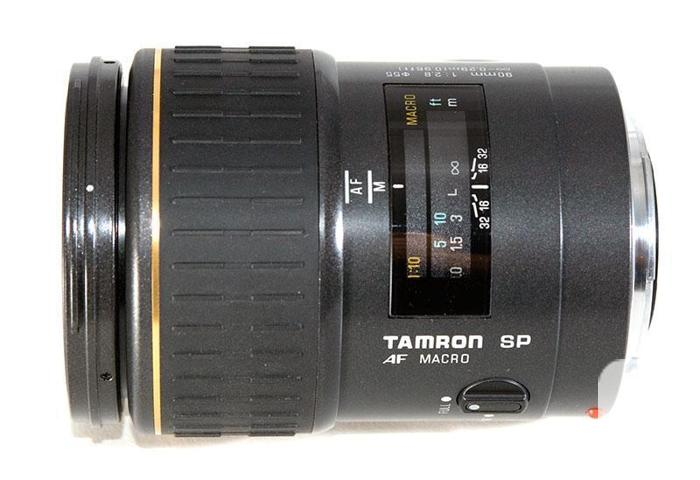 Tamron SP AF 90mm F2.8 Macro Lens for Sony Mount