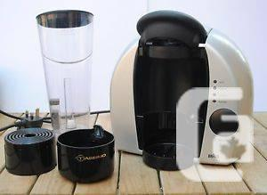 tassimo 3107 coffee and tea maker with Cleaning Disk -
