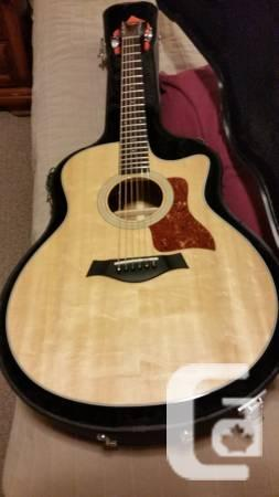 Taylor 316ce 6-chain Guitar n/ Phrase Process - $1300