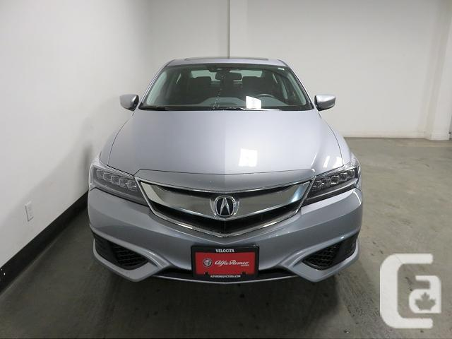 *TECH PACKAGE* 2017 Acura ILX