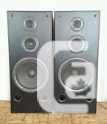 Technics SB-A27 3 Way 120 watts Speakers