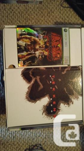 Tekken 6 Limited Edition With Wireless Fight Stick Xbox 360 For