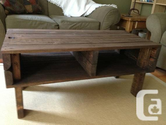 Television/Leisure/coffee-table - $200