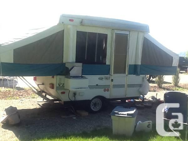 Tent trailer 1998 viking - $2800