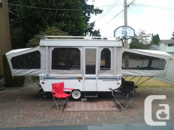 Tent Trailer - $3250
