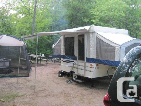 Tent Trailer - Great condition - $3400