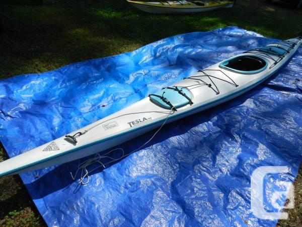 Tesla sea kayak by Necky - $1000 in Nanaimo, British Columbia for sale