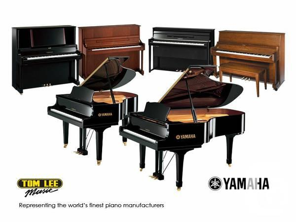 The amazing Yamaha SG2 Silent Series Pianos are here!