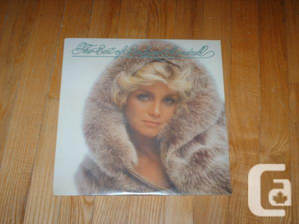 The Best Of Barbara Mandrell - LP - New - $8