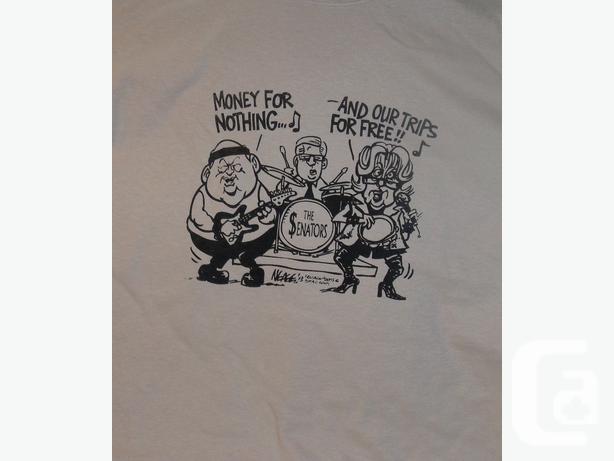 The $enators band (Duffy and Wallin) t-shirt !