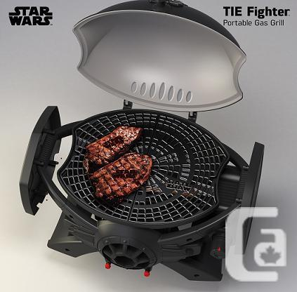 The Officially Licensed Star Wars TIE Fighter Portable