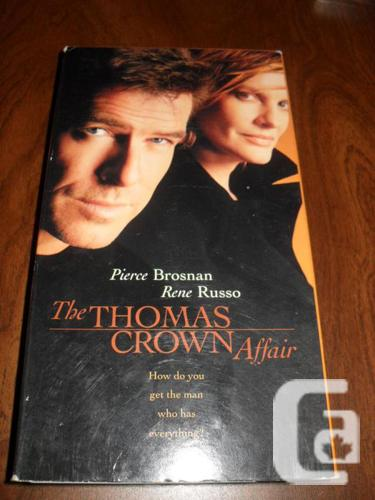 The Thomas Crown Affair staring Pierce Brosnan and Rene
