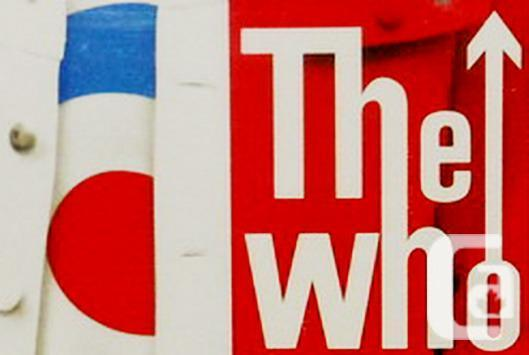 THE WHO DVD BOX SET ** BRAND NEW!**  !!! KEEP IT ON DVD
