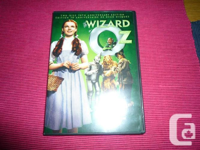 The Wizard of Oz 2-Disc Special 70th Anniversary