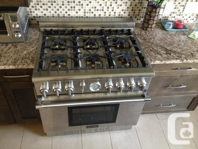 Thermador Professional PRO-GRAND Gas Range