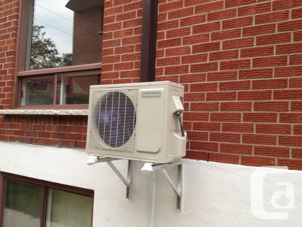 Thermopompe - Climatiser Mural / Heat Pump - AC wall units - for ...
