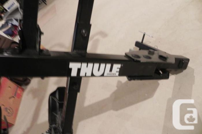 Thule bike rack / porte velo