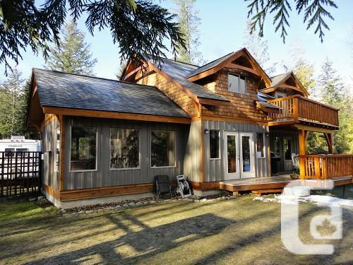 Timber House For Sale For Sale In Edmonton Alberta