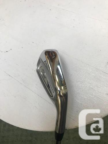 Titleist AP2 718 Irons - RH for sale in Victoria, British Columbia