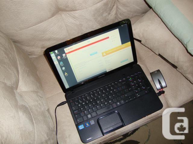 Toshiba C850 Satelite laptop