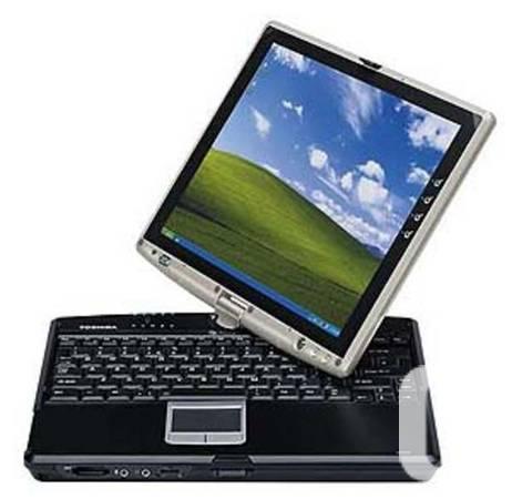 Toshiba Portege M200 Tablet PC 1.8GHz 60GB HD Wi-Fi