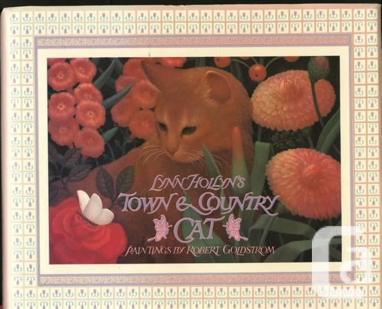 Town & Country Cat Lynn Holyn First Edition - $20