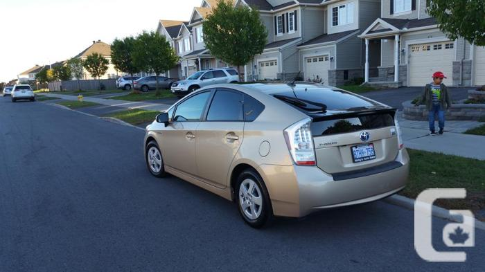 Toyota Prius Solar Roof Package