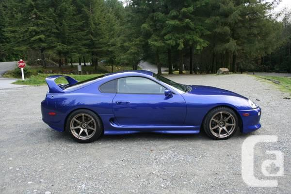 Toyota Supra Mk4 Na For Sale Difference Between