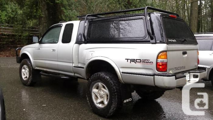 toyota tacoma 2003 step side long box