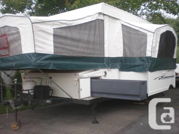New  Camper Trailer 4350  Ottawa ON Canada  Fiberglass RV39s For Sale