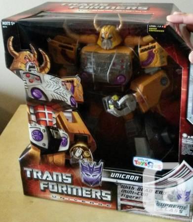 Transformers 4 Sale - Part 3