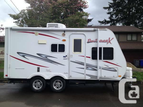 Travel Trailer For Rent Cruiser Rv Fun Finder With Slide Out For Sale In Kelowna British