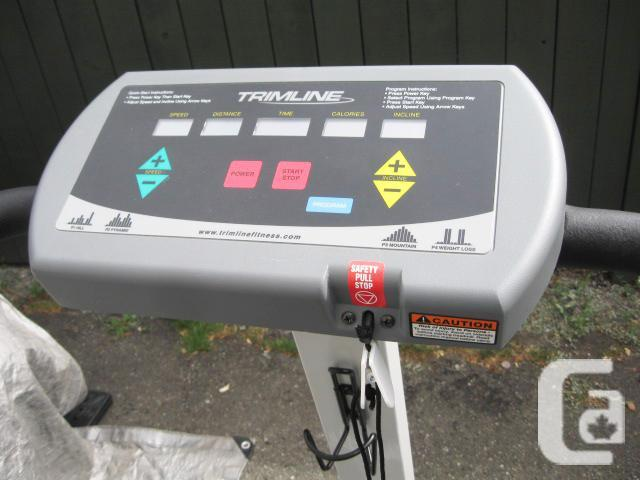 Treadmill trimline in excellent condition as pictured