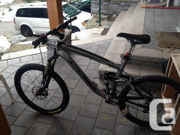 7c65a665871 Trek Remedy 2010. XL - for sale in Whistler, British Columbia ...